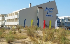 Oceanfront Atlantic View Hotel - Dewey Beach