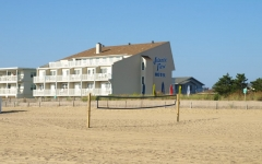 Beach front Atlantic View Hotel - Dewey Beach