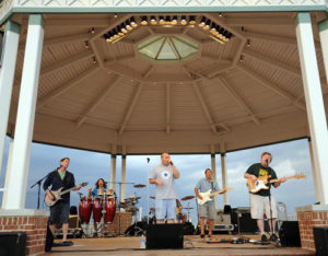 Rehoboth Beach Bandstand: music in and around dewey beach, de - Atlantic View Hotel