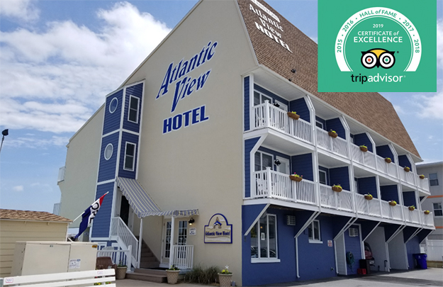 Atlantci View Hotel wins Tripadvisor certificate of excellence award
